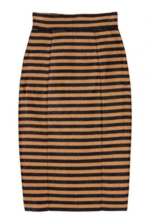 Burberry_Prorsum_striped_pencilskirt1