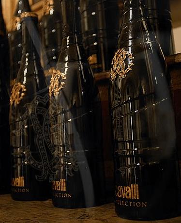 Cavalli Collection wine