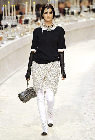 Chanel-Metier-dArt-show-zwartwit