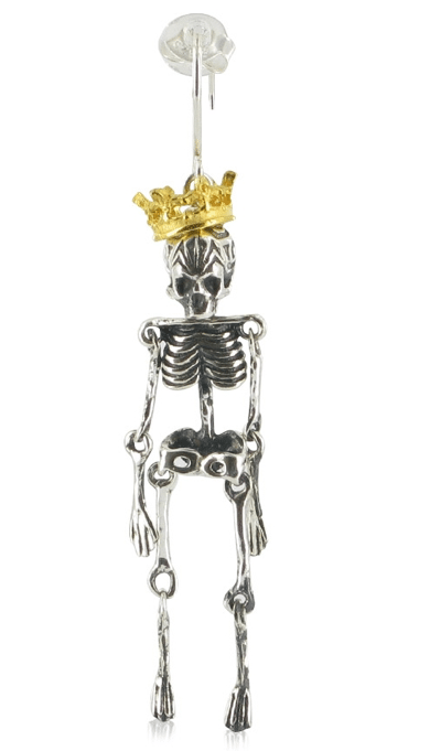 Corpus Christi the King earring