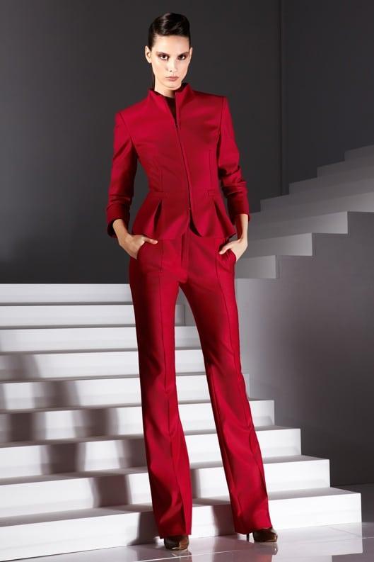 Escada_AW2012_blazer_pantalon_rood