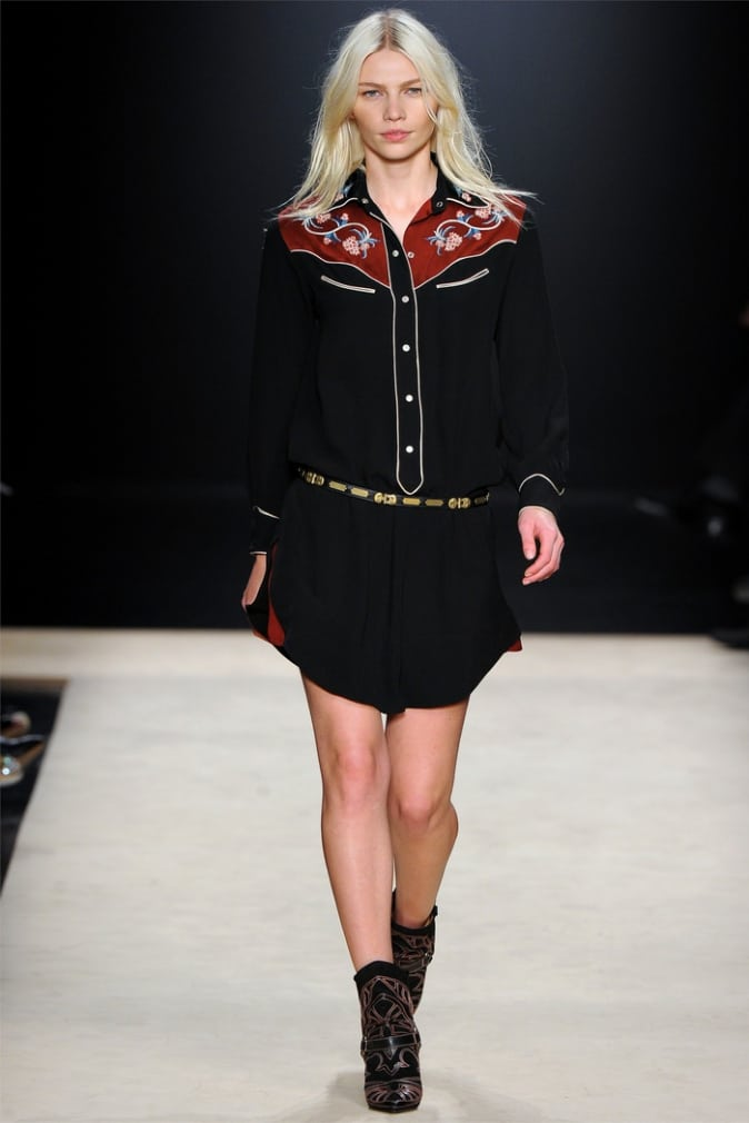 Isabel Marant _2013_dress