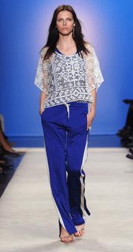 Isabel Marant lace ss2012