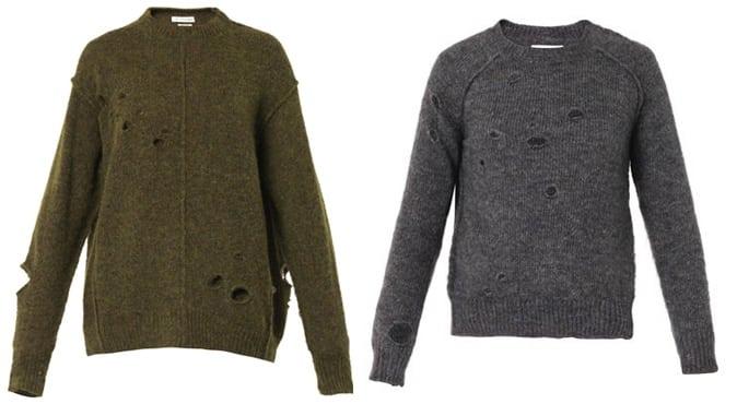 IsabelMarantEtoile_Distressed_sweaters