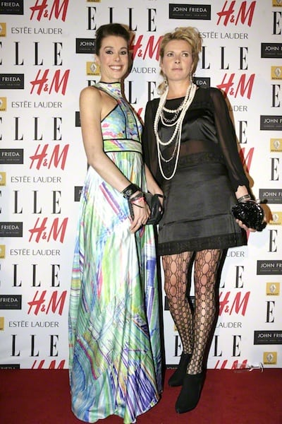 Julia en Nicoline - Elle Awards1
