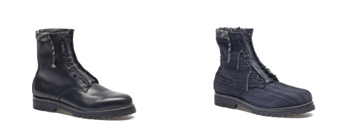 Lanvin hiking boots 2012