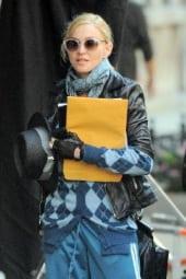 Madonna met Thierry Lasry bril3