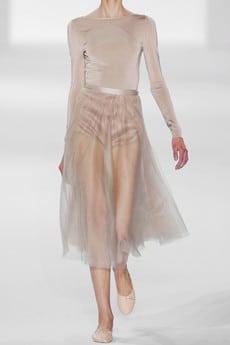 Maxi skirt_Chloe_catwalk