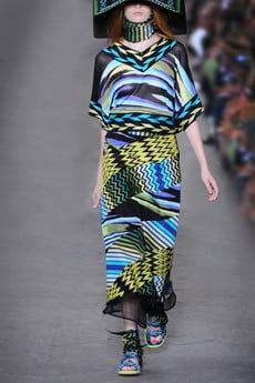 Maxi skirt_Missoni_catwalk