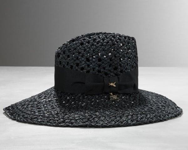 Patrizia_Pepe_hoed_zwart