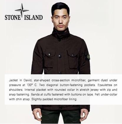Stone Island AW 2010