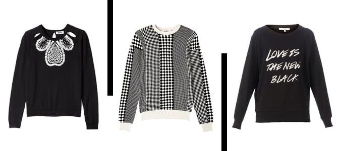 Sweaters_zwartwit