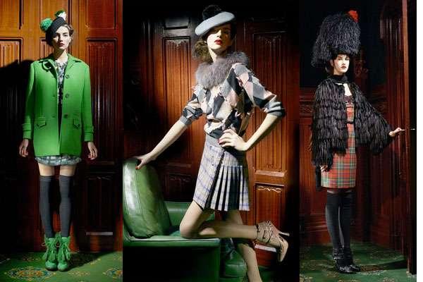 Dior goes British