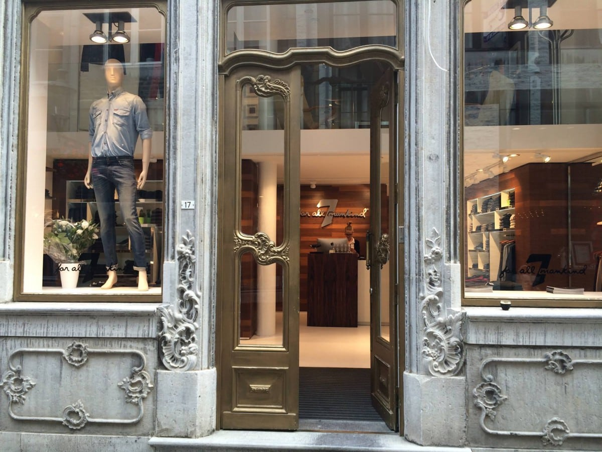 7 For All Mankind in Maastricht