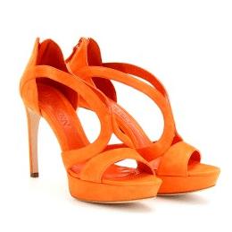 Alexander McQueen huldigt oranje