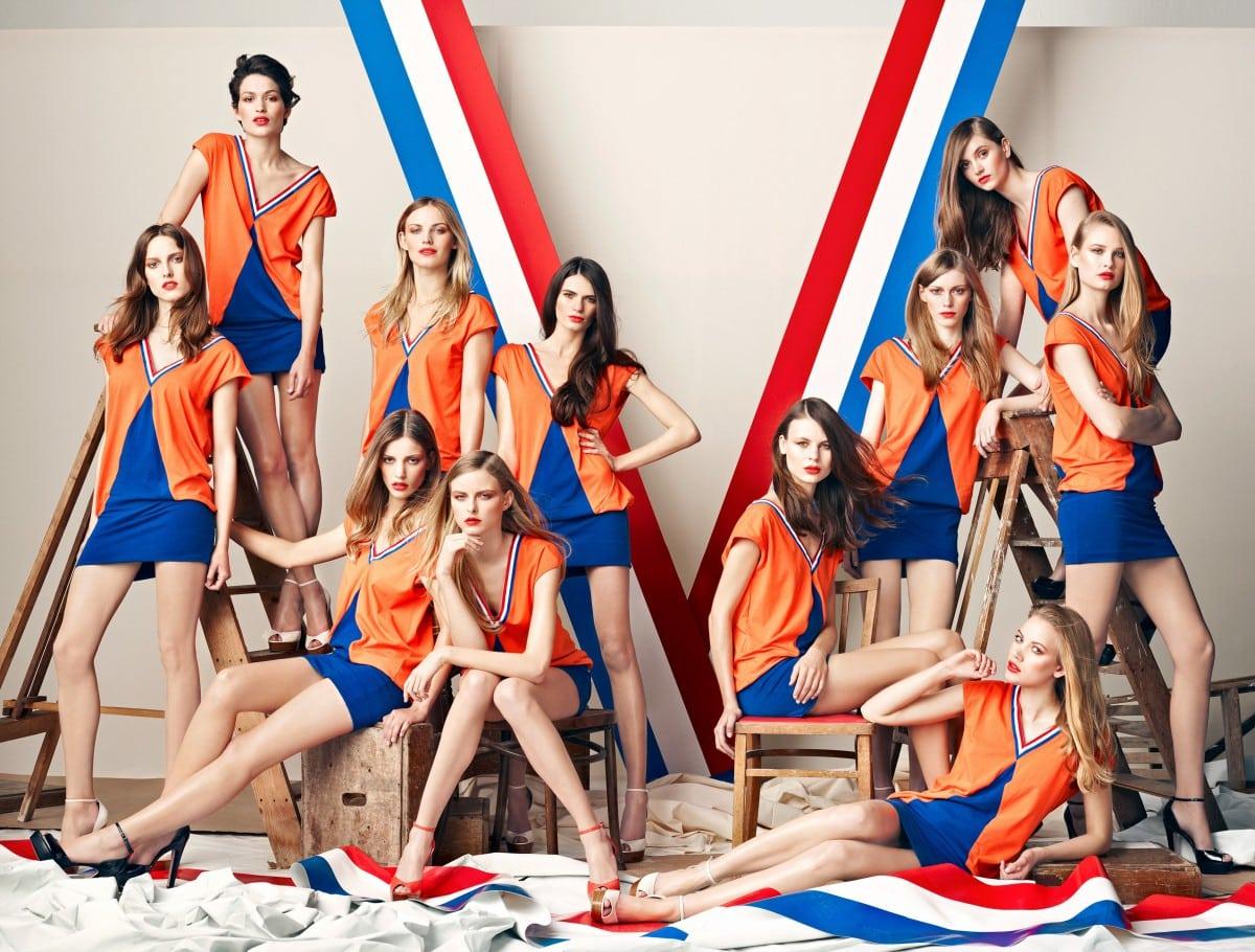 Spijkers en Spijkers ontwerpt Hollands jurkje voor Bavaria