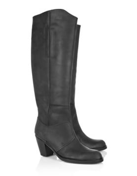 Knee high boots by Acne