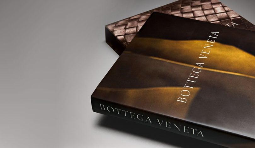 De bijbel van Bottega Veneta