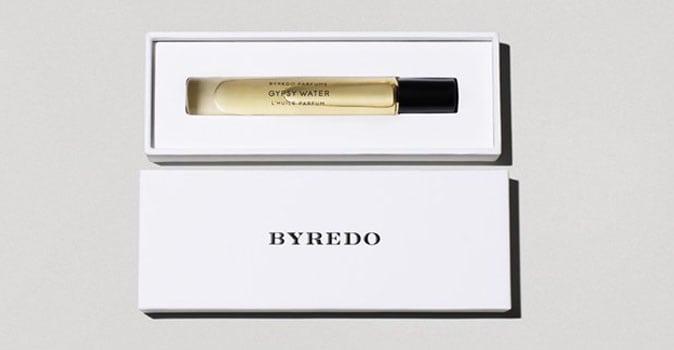 L'Huile Parfum van Byredo