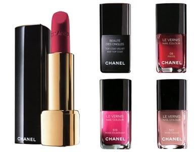 Uitbreiding Chanel Rouge Allure Velvet