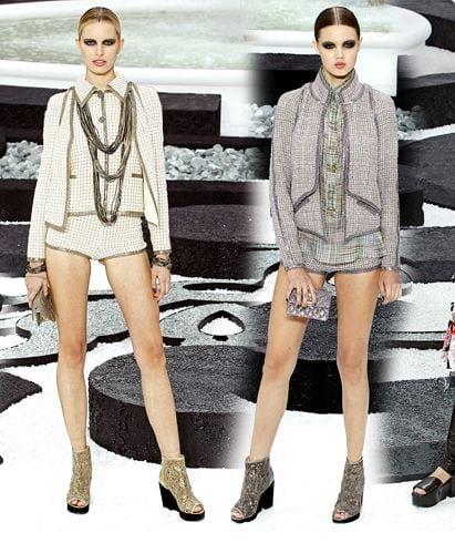 De nieuwe tailleur van Chanel