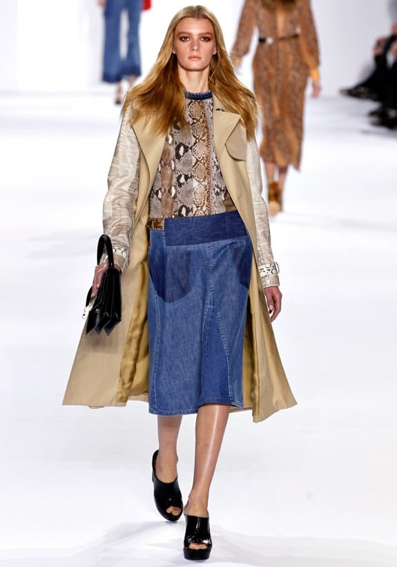 See by Chloé patchwork