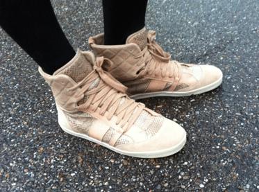 Chloé sneakers van de kerstman