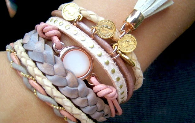 Alles-in-één armband aan je pols