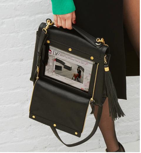 DVF komt met tas voor iPad