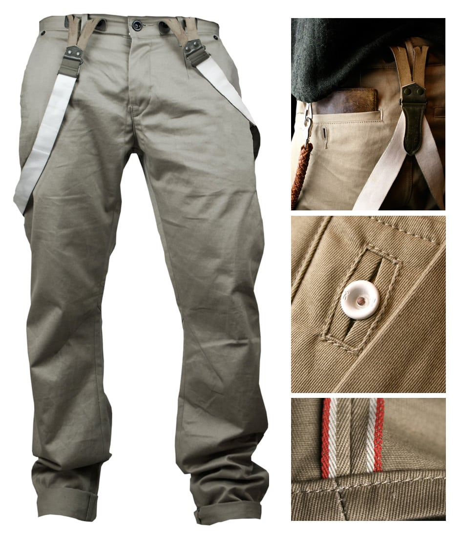 Denham's chino: you love it