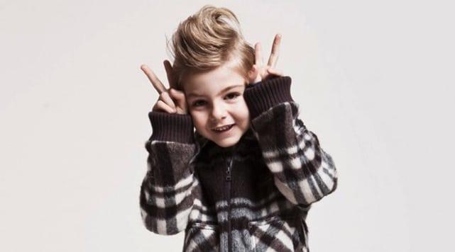 Na D&G ook Dolce & Gabbana voor kids
