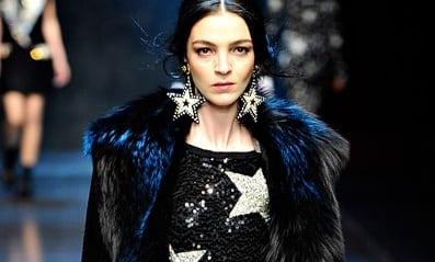 Sterren bij Dolce & Gabbana