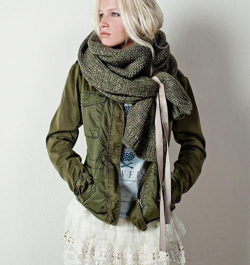 Heerlijke sjaals van Femmes du Sud