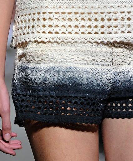 Shorts met een edge van Girl.