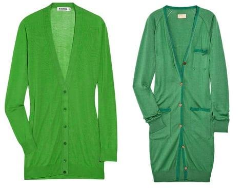 Lange vesten in 't groen