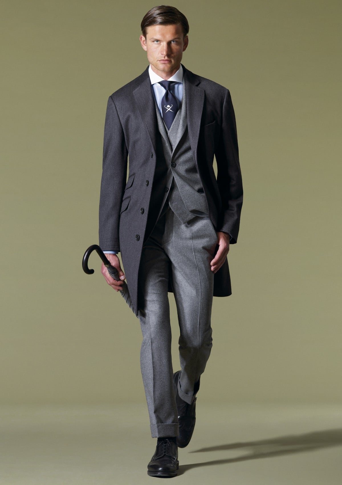 Look dandy met Hackett London