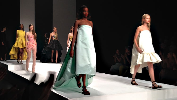 Claes Iversen opent AFW met ready-to-wear collectie