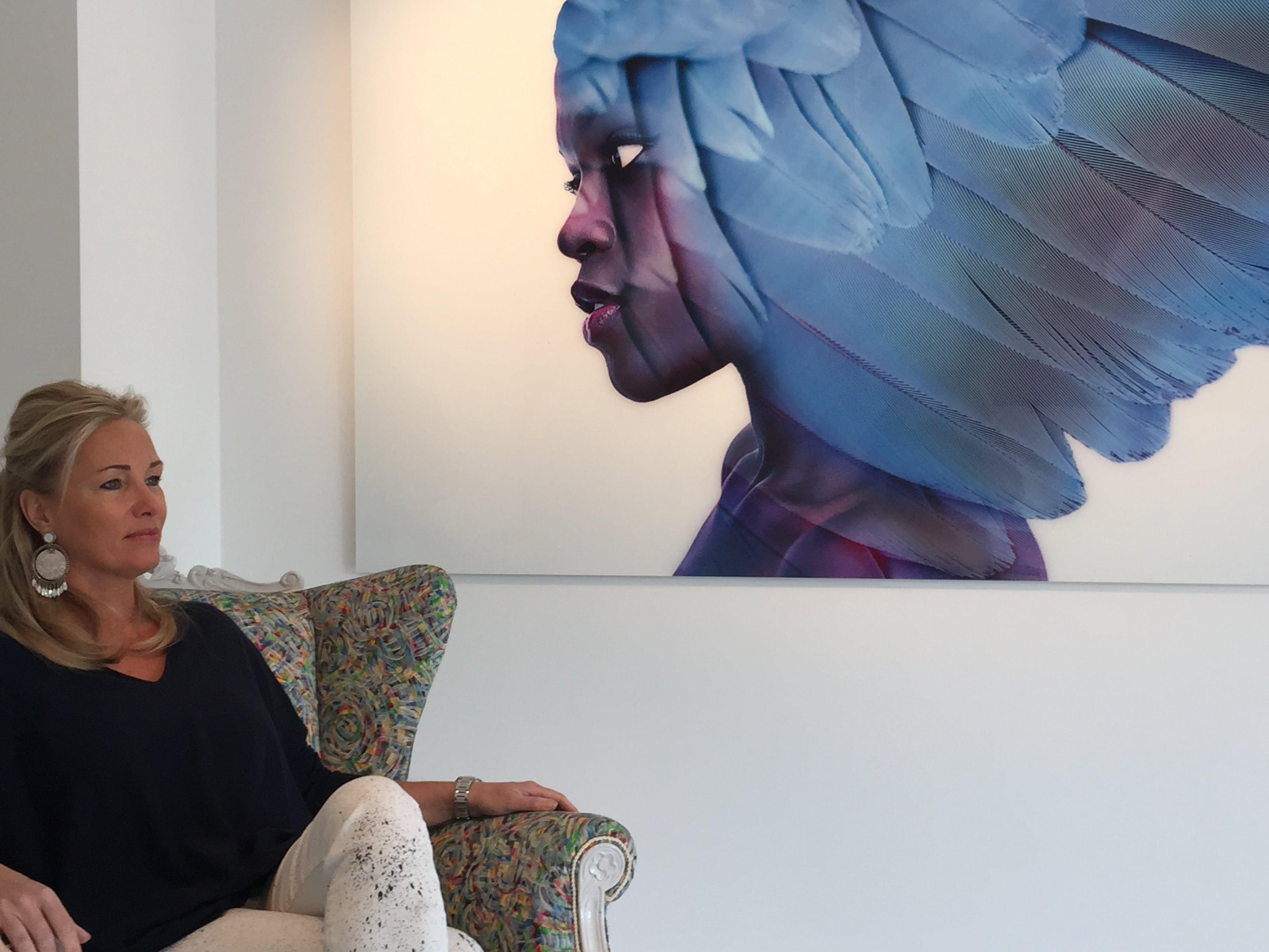Angelique Noortman en Liquilove