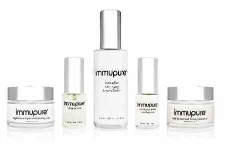 Immupure present op Green Today beursevent
