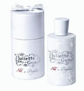 Juliette Has a 'Not a Perfume' Gun