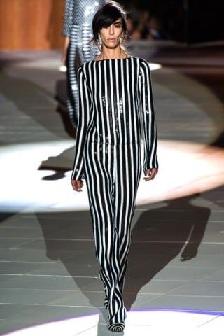 Gestreepte jumpsuit van Marc Jacobs