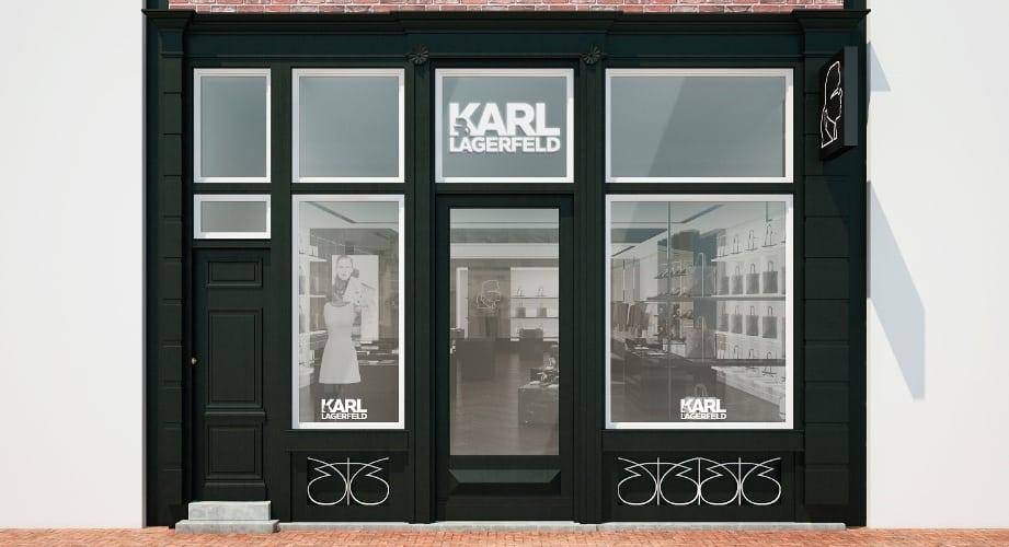 Karl Lagerfeld komt naar Amsterdam