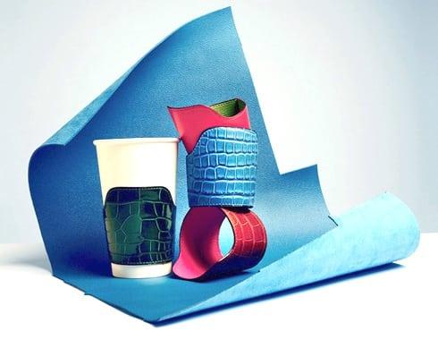 Koffie halen met Hermès en jimmy Choo