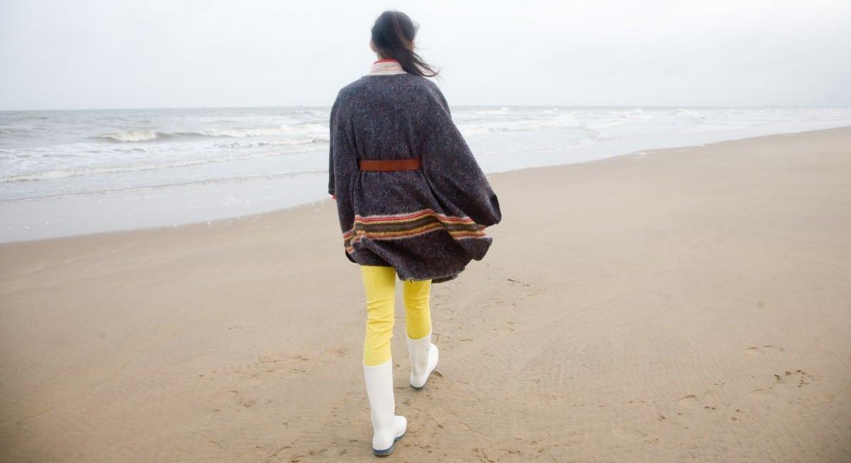 Verliefd op de poncho's van Ladak