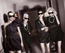 Eerste foto Lanvin for H&M uitgelekt