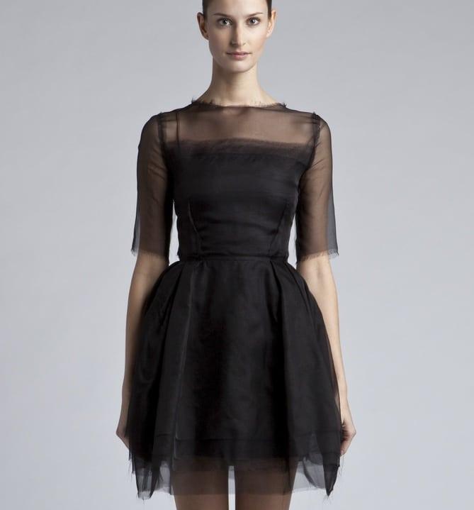 La petite robe noir van Lanvin