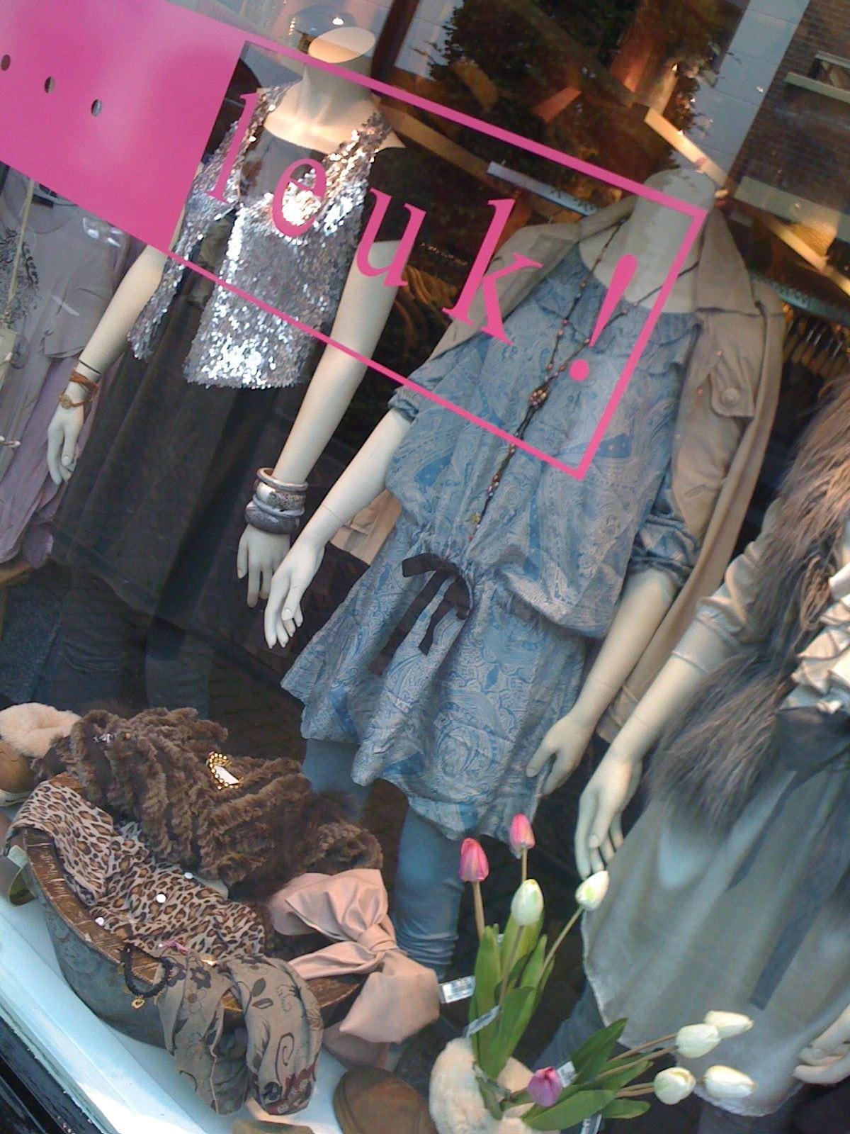 Shopping Laren