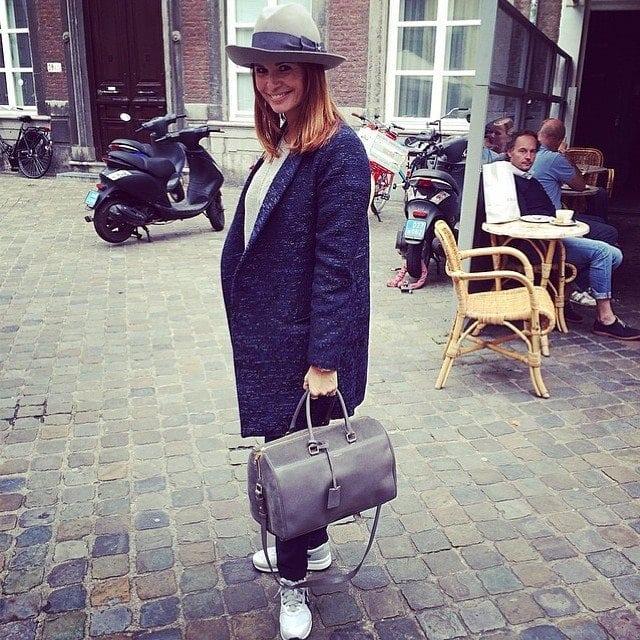 Signature Duffle bag van Saint Laurent