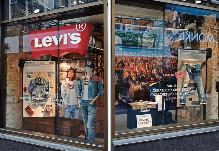Deel jouw Live in Levi's verhaal online