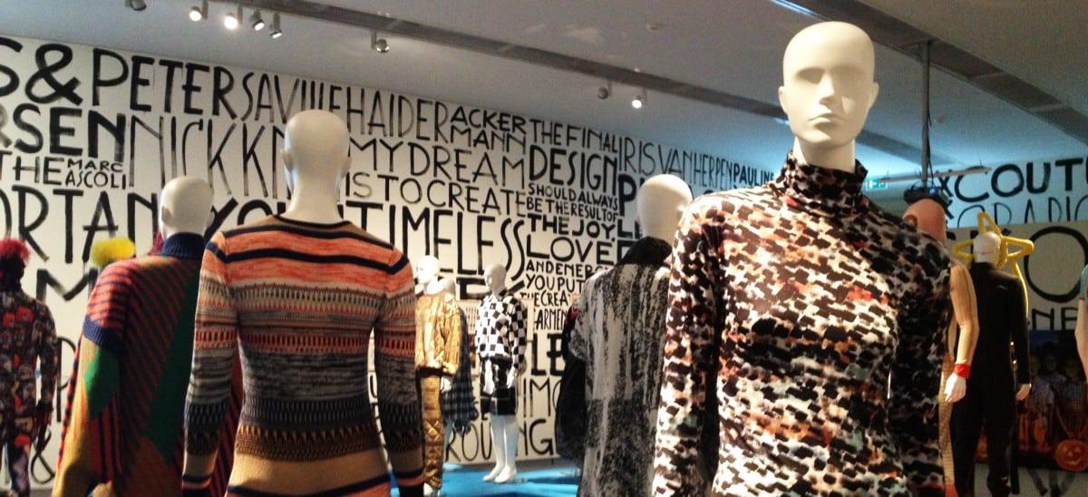 Couture Graphique expo in Breda